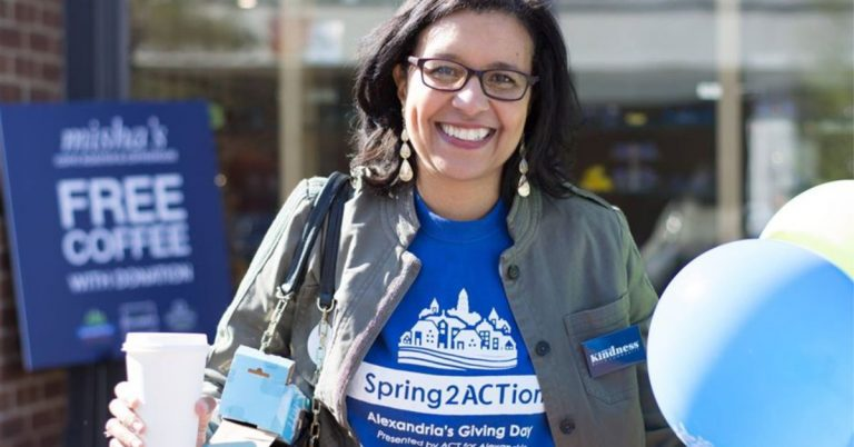 Alexandria Shows Up: Spring2Action Raises $2.45 Million in 24 Hours!