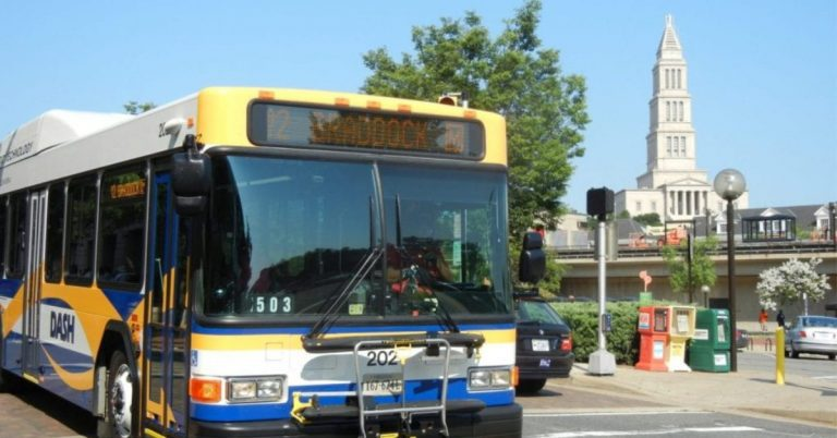 DASH to Resume Fare Collection, Front-Door Boarding March 15