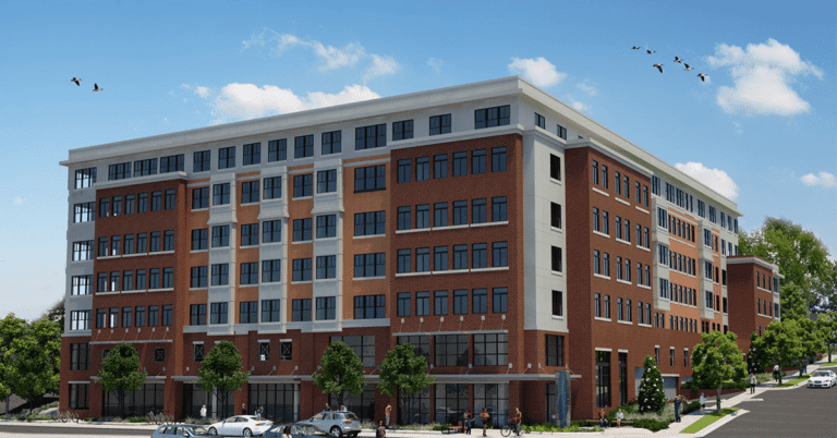 Wesley Housing Closes on Affordable Housing Near Huntington Metro