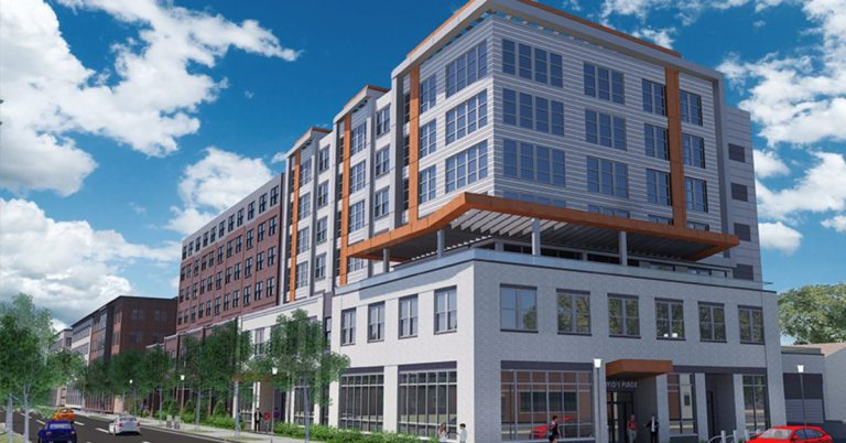 AFFORDABLE HOUSING: 87 New Luxury Apartments Available in North Old Town