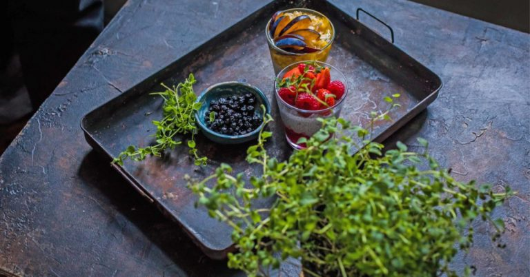 In The Dirt – Get Cooking with Homegrown Herbs!