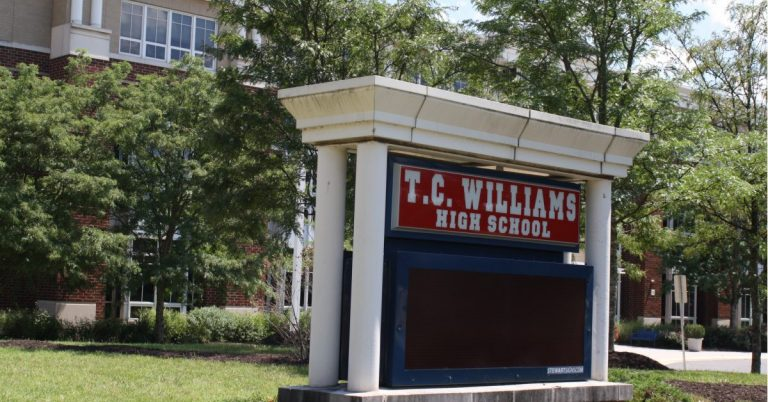 A Name Change is in Process at T.C. Williams High School