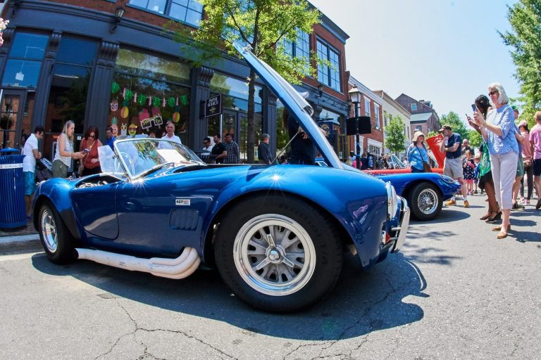 Old Town Festival of Speed & Style Returns Labor Day Weekend