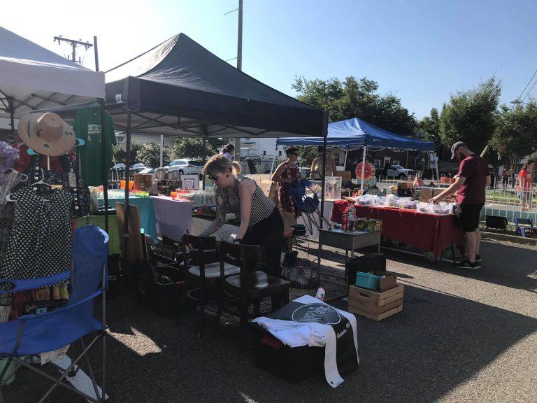 Shop the Del Ray Vintage & Flea Market Saturday, Sept. 12