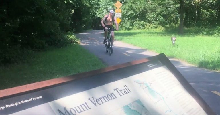 The Mount Vernon Bike Trail is a Gem for All