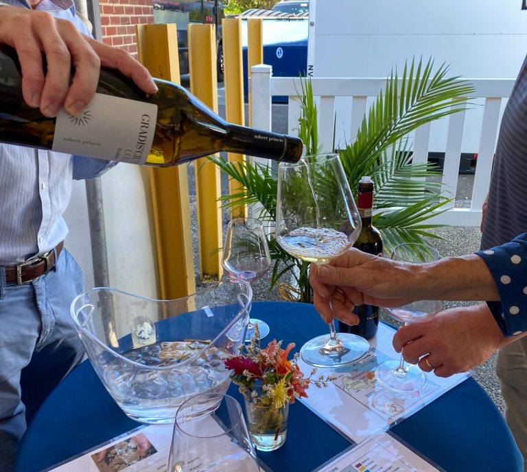 Belle View's Unwined Hosts a Relaxed Wine Tasting on a Picture Perfect Sunday