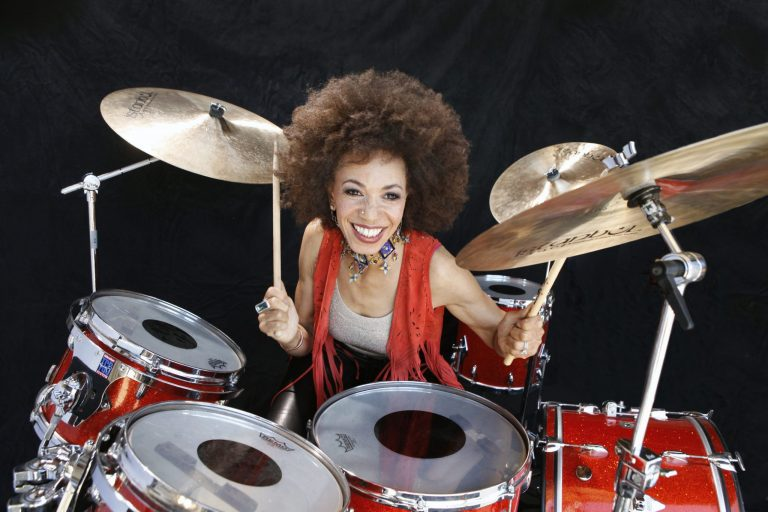 Cindy Blackman Santana Talks To Z-TV About Her Magical Musical Journey