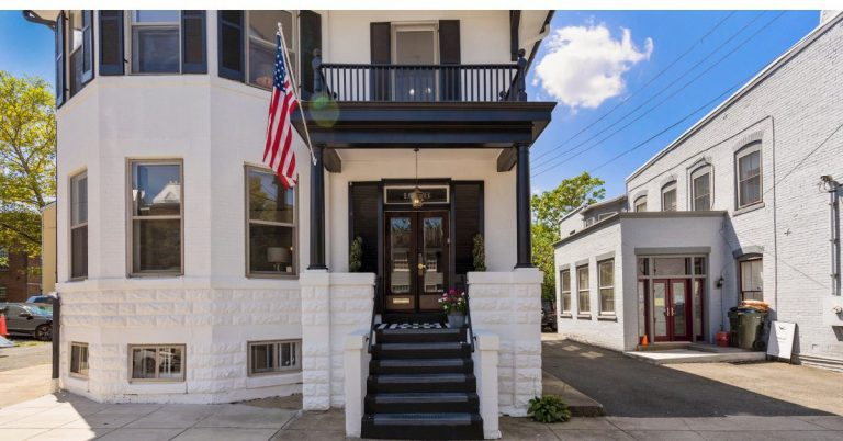 FOR SALE: Alexandria House of History on Cameron Street