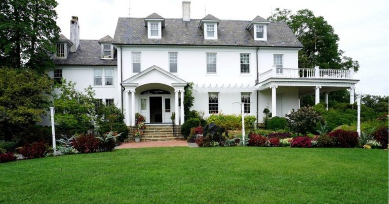 River Farm For Sale: What Would George Washington Think?