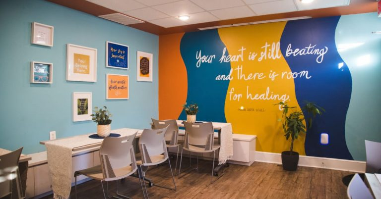 Nonprofits Team for Free Makeover to Alexandria Women's Shelter