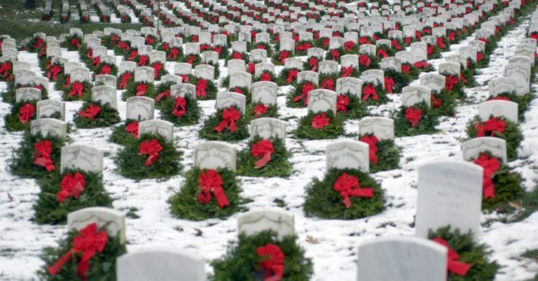 Honor the Fallen: Sponsor a Wreath at Arlington National Cemetery