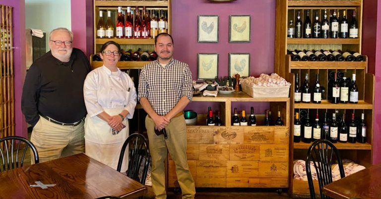 Seven Years In, River Bend Bistro Is at Home in Hollin Hall