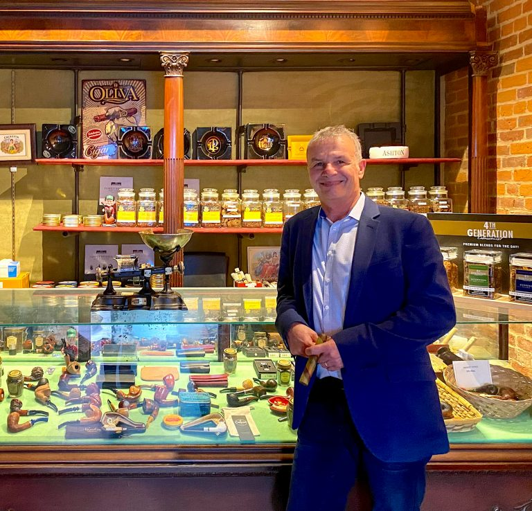 Old Virginia Tobacco Company Comes to Lower King Street