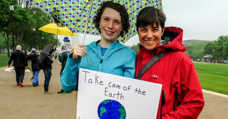 Memories and Musings: Climate Change
