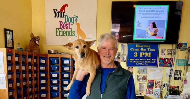 Del Ray Dog Business Adopts Jobless Pet Workers
