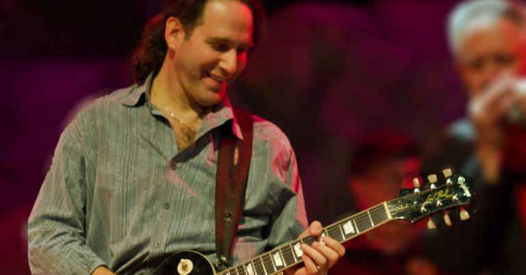 Music News: Bluesman Michael Tash Livestreaming March 1 on the Living on Music Show