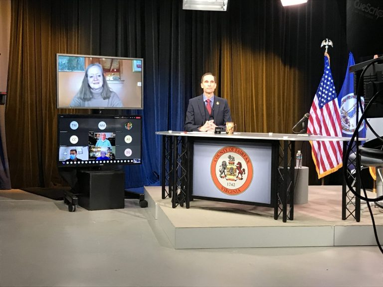 First Ever Fully Virtual Mount Vernon Town Meeting