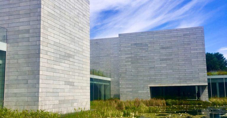 Art Online and In Line for Art at Glenstone