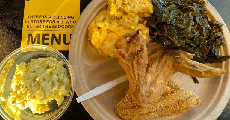 "Z Food Blog: Granddaddy Ledbetter Was ""Born in a Fryin' Pan"""