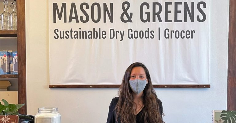 Sustainable Dry Goods Grocer Mason & Greens Celebrates One Year in Old Town Alexandria
