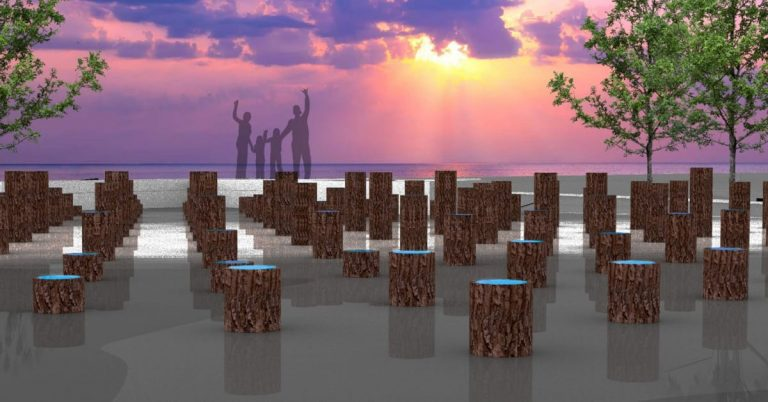 New Art Coming to Alexandria's Waterfront Park