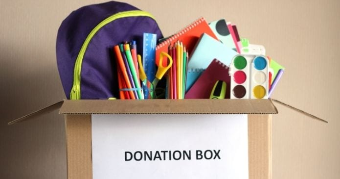 Charity Drive Ideas for Schools