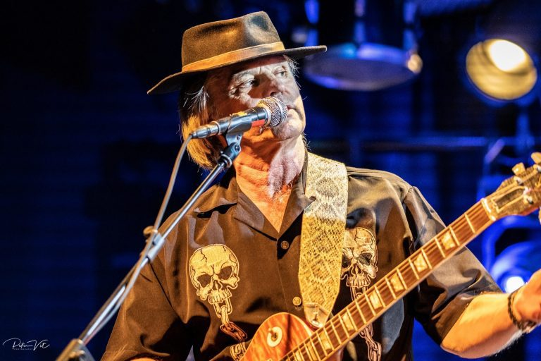 Israeli Blues Impresario Keeps The Blues Alive In His Home Country