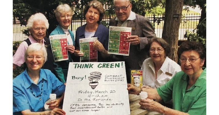 Local Green Team at Goodwin House Bailey's Crossroads Hosts Panel Discussion on Combating Climate Change
