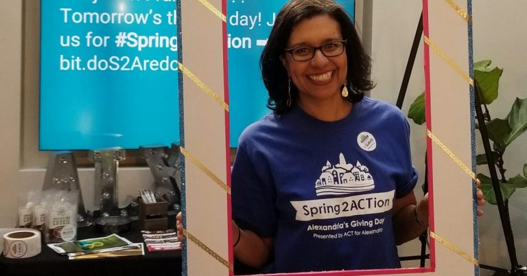 Spring2ACTion to Celebrate 11 Years of Giving Back to Alexandria's Nonprofits
