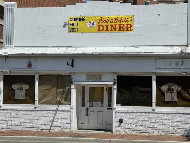 Bob & Edith's Diner is Coming to the Former Ernie's Original Crab House Space