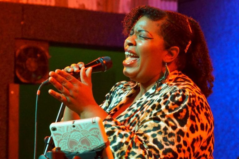 """CARLY HARVEY: DC's """"QUEEN OF THE BLUES"""" TALKS FRANKLY ABOUT HER STUNNING BLUES JOURNEY"""