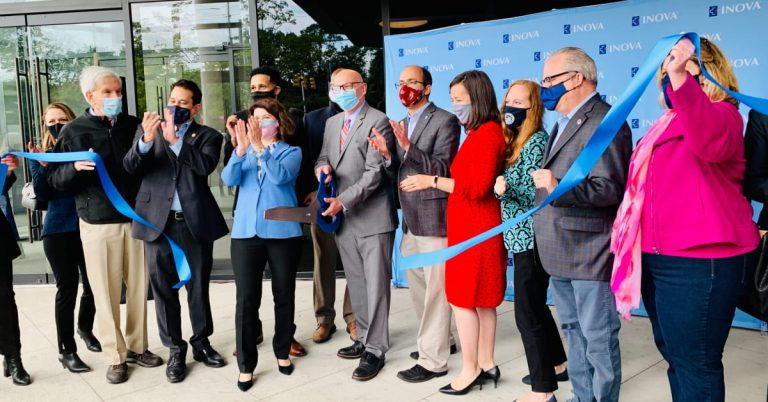 Mayor Wilson and CEO of Inova Announce Opening of Two New Community Health Programs in Alexandria