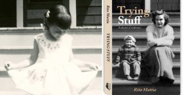 Local Author Rita Mattia to Appear on Zebra TV May 4 at 7 PM