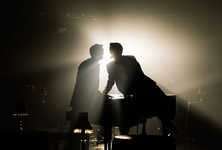 """Signature Theatre's """"Midnight at The Never Get"""" is as Deep as it is Stylish"""