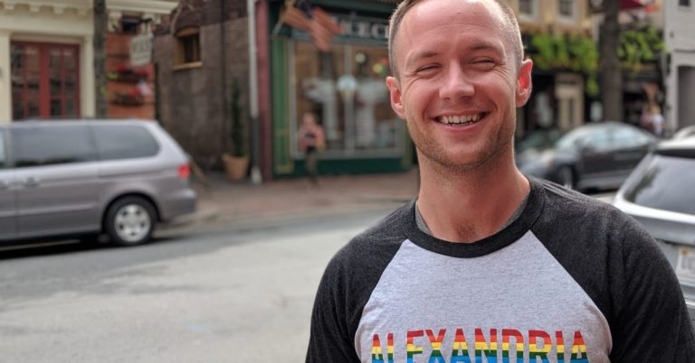Growing Pride In Alexandria: Pride Event This Sunday!