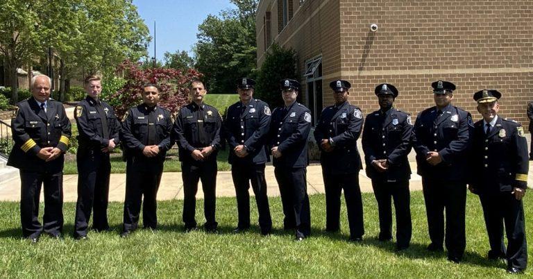 Alexandria Celebrates New Graduates from Criminal Justice Academy