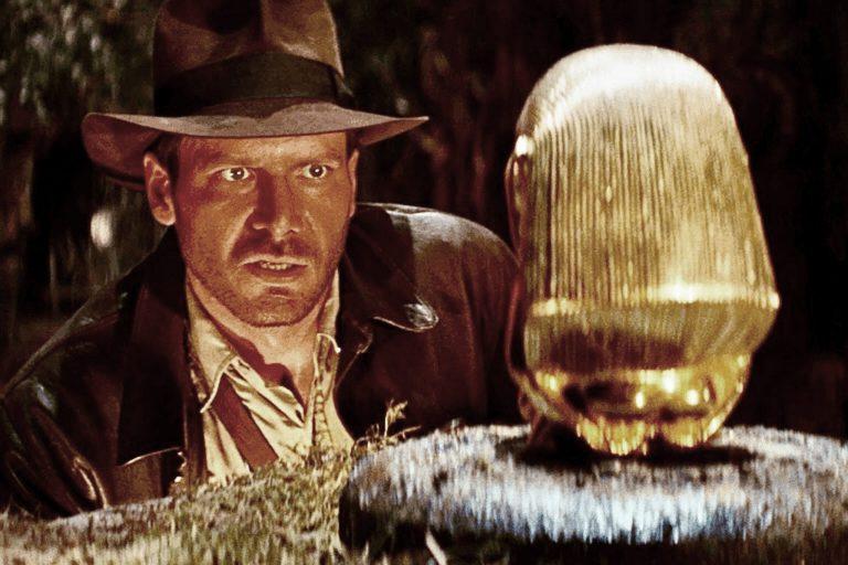 Raiding the Lost Ark: Indiana Jones and the Last Hurrah!