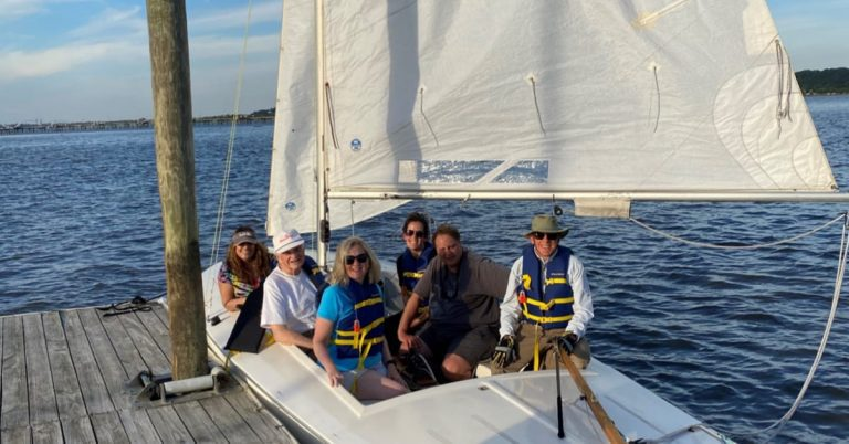 Sailor or Not, The Sailing Club of Washington Welcomes All