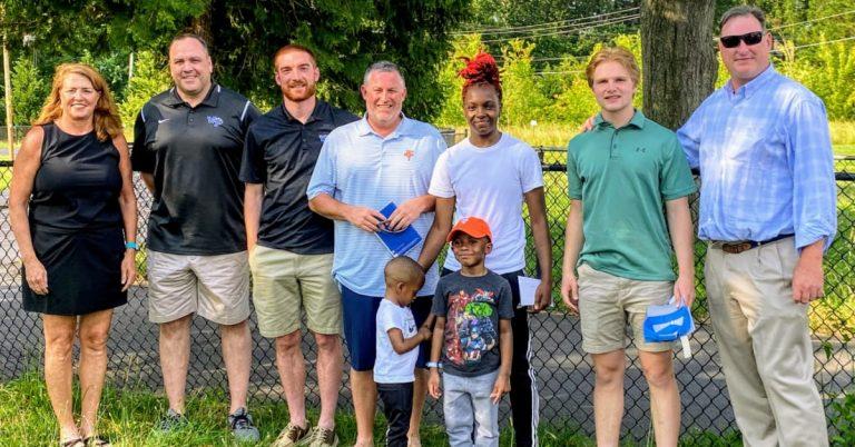 Jackson Casey Memorial Scholarship Awarded to West Potomac Graduates