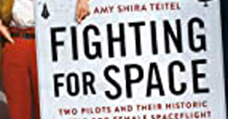 A Different Kind of Fight for Space