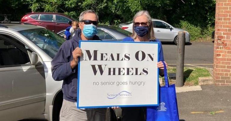 Senior Services Needs Meals on Wheels Volunteers