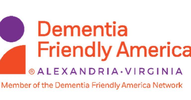 Dementia Friendly Alexandria ̶ Be a Dementia Friend!