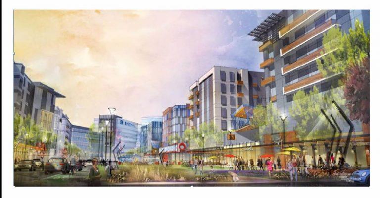 Landmark Mall to Become New Inova Campus