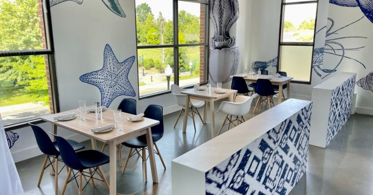 Ocean's 21: Be the First to Try New Beach-Themed Dining Experience At The Loft in Alexandria!