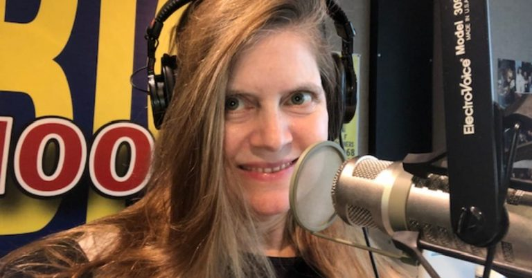 Lisa Berigan: The Queen of DC's Classic Rock Radio Rocks Living On Music