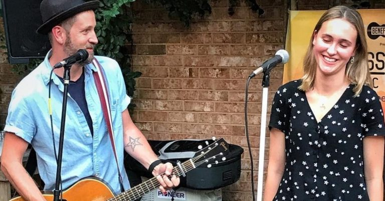 A Revered Local Musician And His Daughter's Remarkable Collaboration