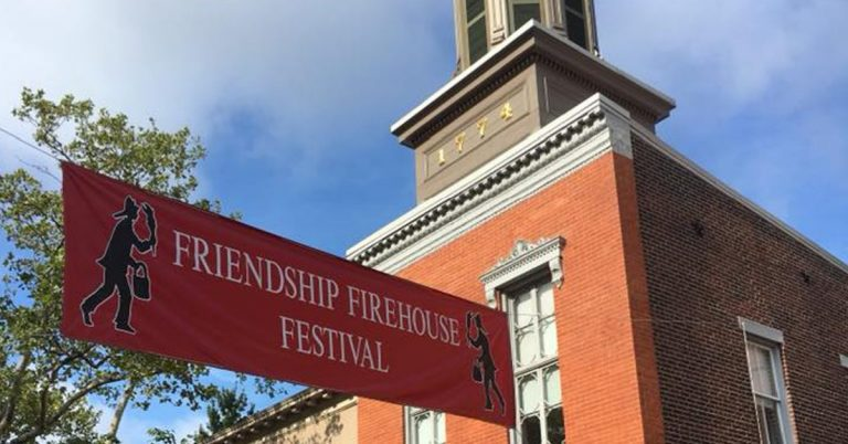 The Friendship Firehouse Festival Is Back!