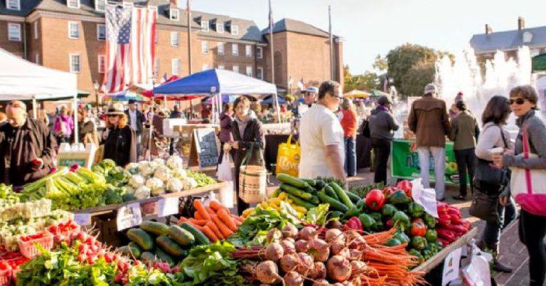 Farmers Market Season, Ice Cream Time and More!
