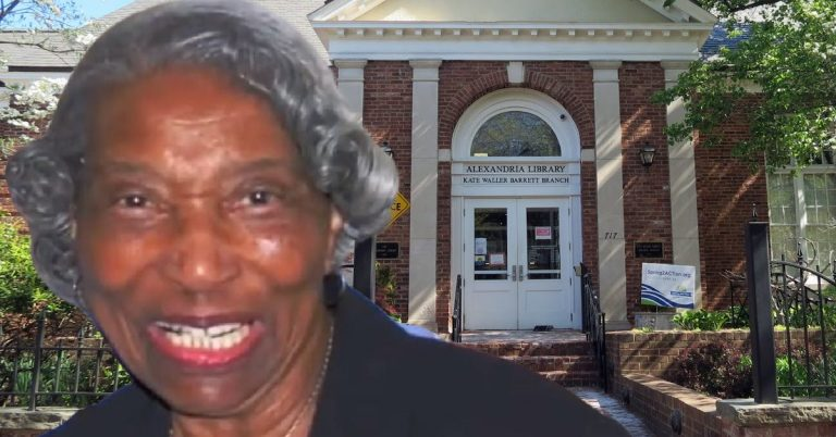 Gladys Davis, Celebrated Alexandria Librarian of Over 60 Years, Passes at 100