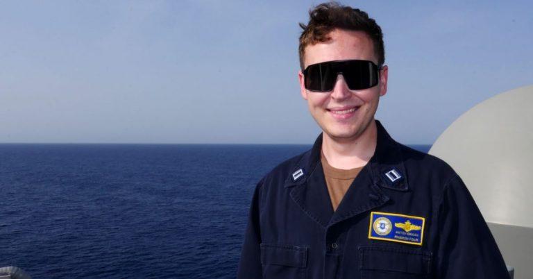 Alexandria Native Serves with U.S. Navy Amphibious Squadron